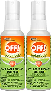 Off! Botanicals Insect Repellent Iv, 8 Ounce