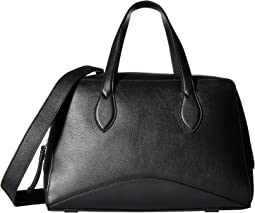 Zero Grand Leather Satchel