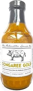 Palmetto Sauce Company Congaree Gold BBQ Sauce, 16 ounces