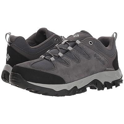 Columbia Buxton Peaktm Waterproof (Dark Grey/Lux) Men