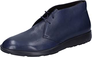 Fratelli Rossetti Boots Mens Leather Blue