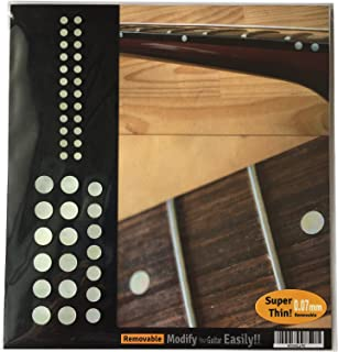 guitar side dot markers