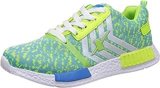 Sparx Women Running Shoes (Green, White) (Sl-83)