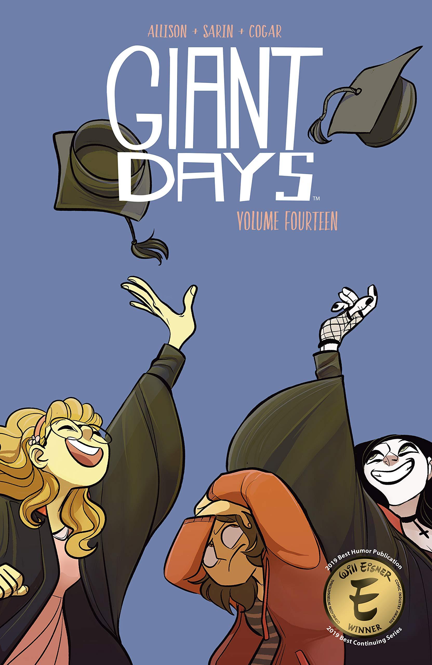 Giant Days Vol. 14