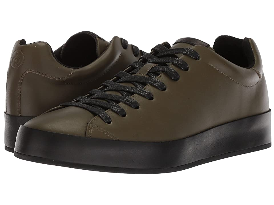 rag & bone RB1 Low Top Sneakers (Army Smooth Nappa) Men
