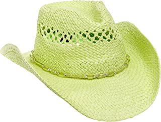 b053d7a394b Amazon.com  Greens - Cowboy Hats   Hats   Caps  Clothing