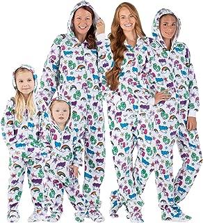 Family Matching Unicorns Hoodie Onesies for Boys, Girls, Men, Women and Pets