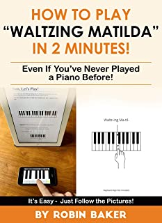 """How to Play """"Waltzing Matilda"""" in 2 minutes!: Even if yo"""