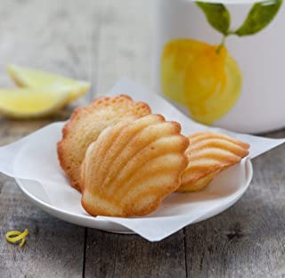 Donsuemor Lemon Zest Madeleines, 50 pieces, Individually wrapped