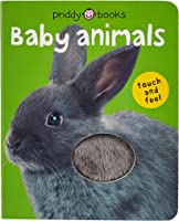 Bright Baby Touch & Feel Baby Animals