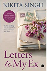 Letters to My Ex Kindle Edition