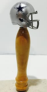 Dallas Cowboys Pub Style Beer Tap Handle Natural