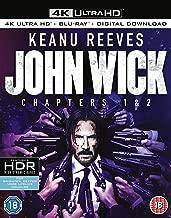 John Wick: Chapter 1 & 2 [4K Ultra HD + Blu-ray]
