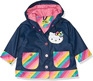 Western Chief girls Hello Kitty Lined Rain Jacket