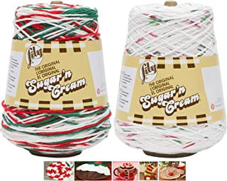 Best christmas cotton yarn Reviews