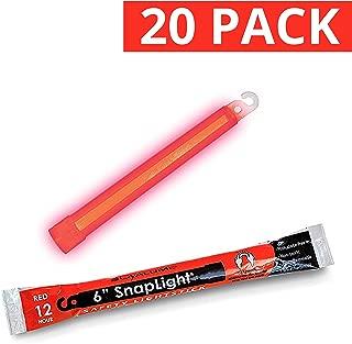 Cyalume 9-00721 Snap Light Stick, 6