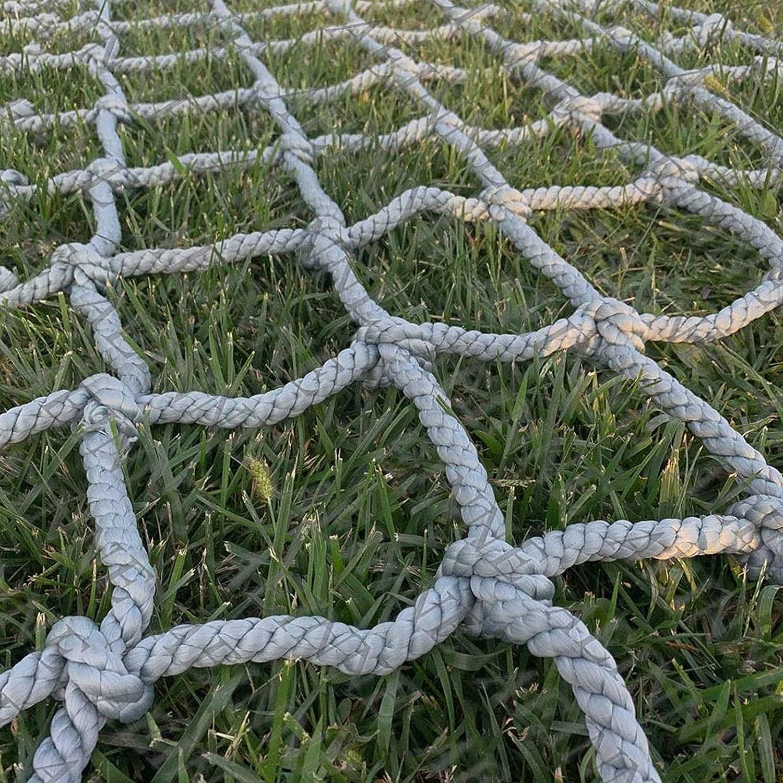 BNMY Kids Climbing Net Rope Climb Raleigh Mall Wall Traini Rock Genuine