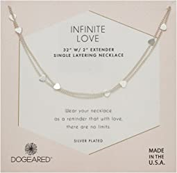 Infinate Love, Multi Layering Necklace