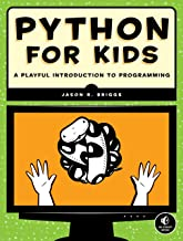 Python for Kids: A Playful Introduction to Programming PDF