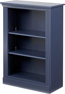 huge selection of ea1d2 5cb4e Amazon.com: Blue - Bookcases / Home Office Furniture: Home ...