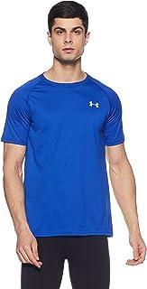 Under Armour UA Tech SS T-Shirt–Magma Orange