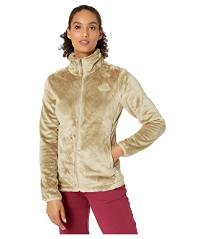 The North Face Osito Jacket (Twill Beige) Women