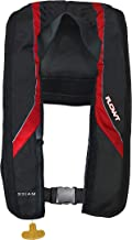 Flowt 33 Gram Auto/Manual Inflatable Yoke Vest - USCG Approved
