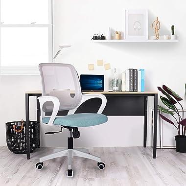 NEO CHAIR Office Chair Ergonomic Desk Chair Mesh Computer Chair Lumbar Support Modern Executive Adjustable Rolling Swivel Cha