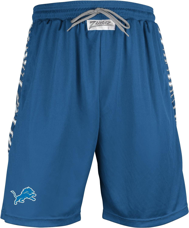 NFL Zubaz Men's Logo Active Shorts