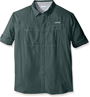 Columbia Camisa de Hombre Low Drag Offshore LS