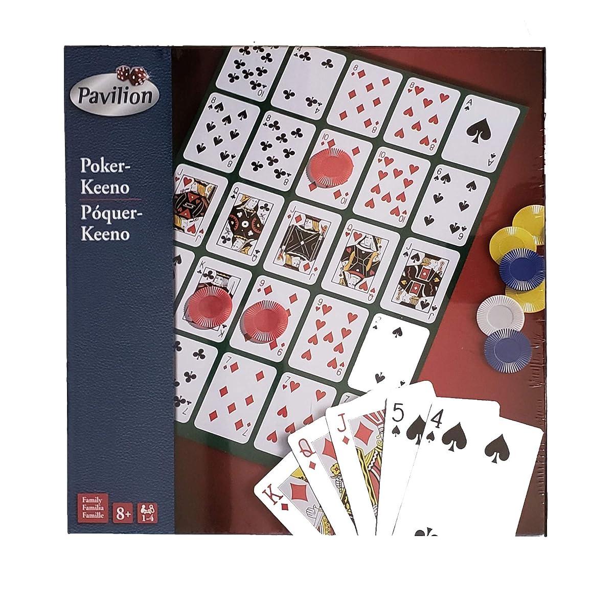 Pavilion Games: Poker-Keeno