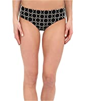 DKNY - Close Up Side Panel Hipster Bottom