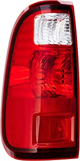 TYC 11-6264-01-1 Ford Left Replacement Tail Lamp