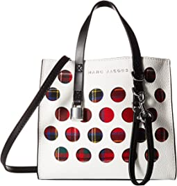 Marc Jacobs Mini Grind Perforated Tartan