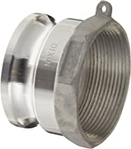 Best 6 inch camlock fittings Reviews
