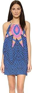Mara Hoffman Women's Draped Side Mini Dress