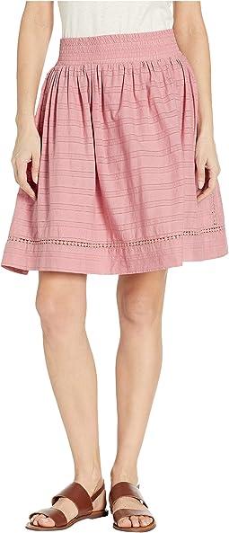 Flutter Skirt Relaxed Fit
