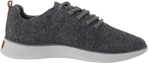 Mid Grey Wool Fabric