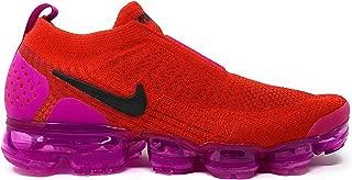 Nike Womens Air Vapormax Flyknit Moc 2 University Red/Black Size 9 M US
