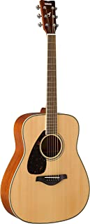 Best Yamaha FG820 Left-Handed Solid Top Acoustic Guitar Review