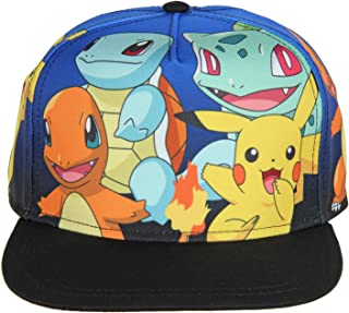 Pokemon Youth Group Gradient Sublimation Snapback...