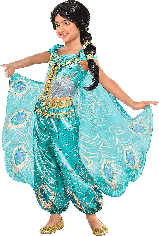 Party City Aladdin Jasmine Max 81% OFF Whole Costume Children World New for Denver Mall