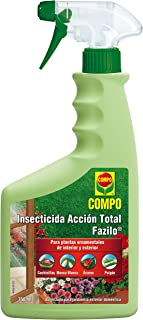 comprar comparacion Compo Compo Fazilo Insecticida Acción Total, Para plantas ornamentales de interior y exterior, Envase pulverizador, Multic...