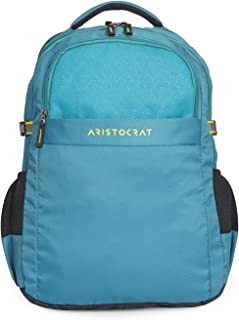 Aristocrat 36 Ltrs Blue Casual Backpack (SBWEG2TBL)