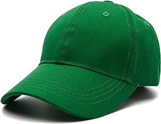 green toddler hat