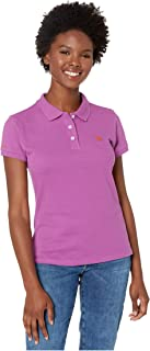 Women's Solid OPP Polo