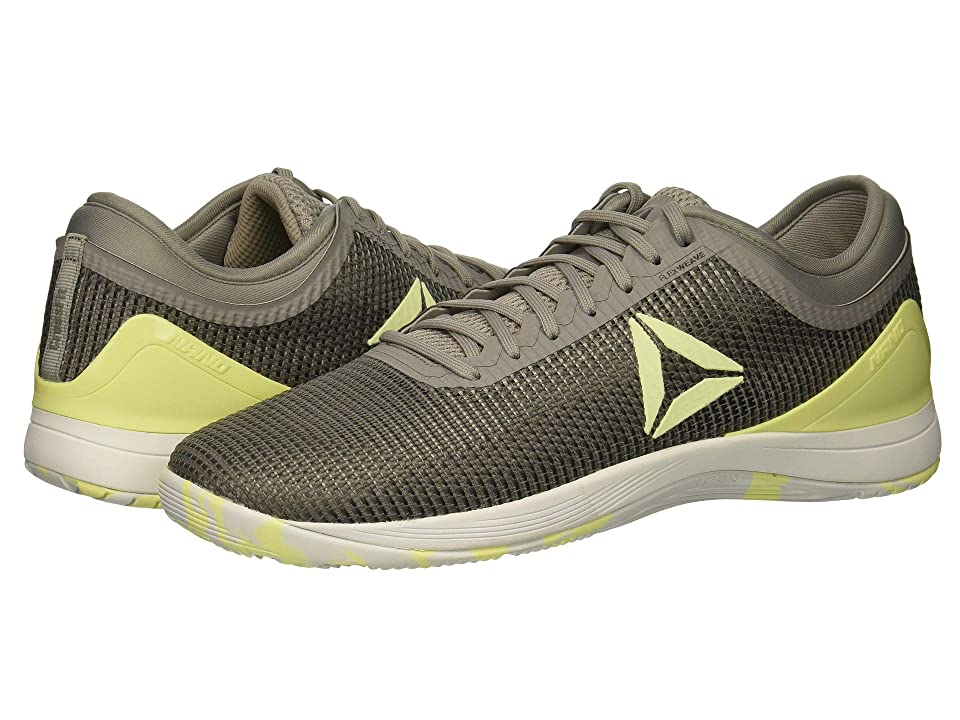 Reebok CrossFit(r) Nano 8.0 (Tin Grey/Shark/Lemon Zest/Ash Grey/White) Men