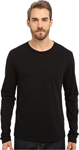 Alternative - Cotton Jersey Heritage Long Sleeve Shirt