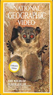 The Wilds of Madagascar National Geographic Video