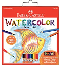 Faber-Castell Do Art Watercolor Pencils - Watercolor Set for Beginners